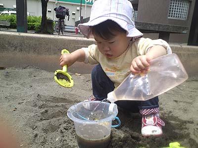 砂遊び1-2