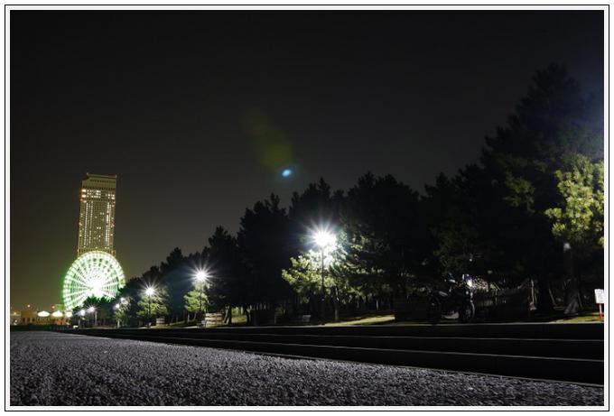 2014年2月22日 りんくう公園