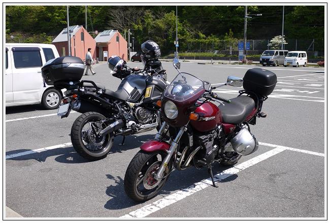 2014年5月7日 篠山ツーリング (2)