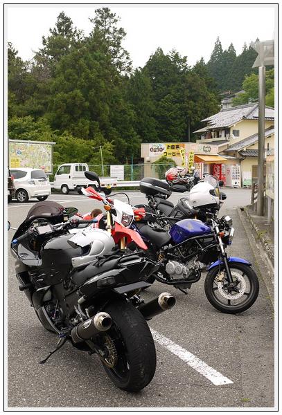 2014年6月17日 十津川ツーリング (2)