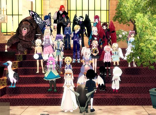 ぱにさん結婚式