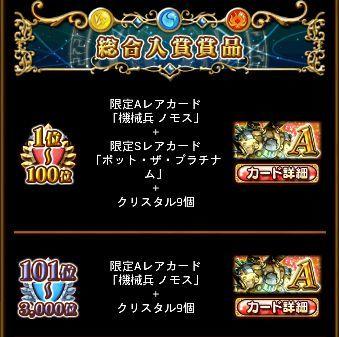 魔道杯14 6月 総合 2