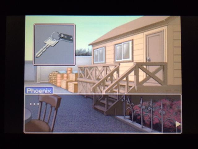 逆転裁判 北米版 第二スタジオトレイラー22