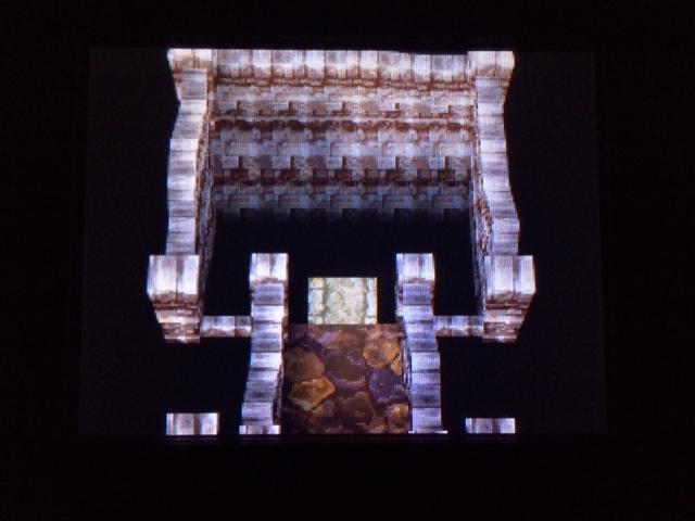 ドラクエ4 北米版 西の洞窟とウージャム10