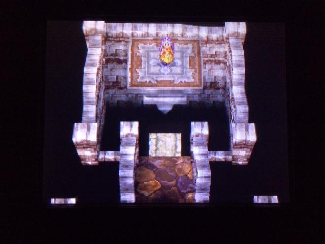 ドラクエ4 北米版 西の洞窟とウージャム11