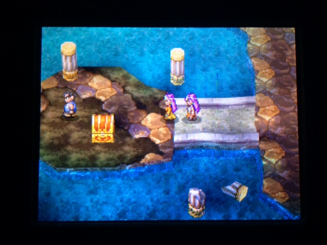 ドラクエ4 北米版 西の洞窟とウージャム13