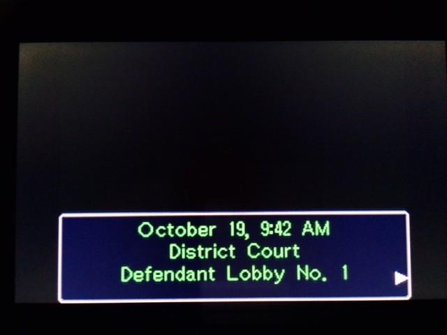 逆転裁判 北米版 ウィル法廷冒頭1