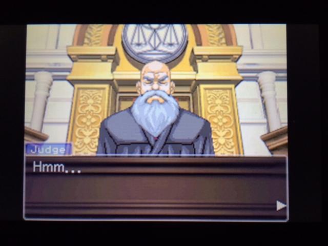 逆転裁判 北米版 マネラ・証言10
