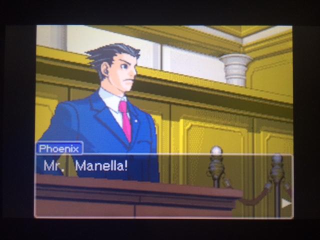逆転裁判 北米版 マネラ・証言34
