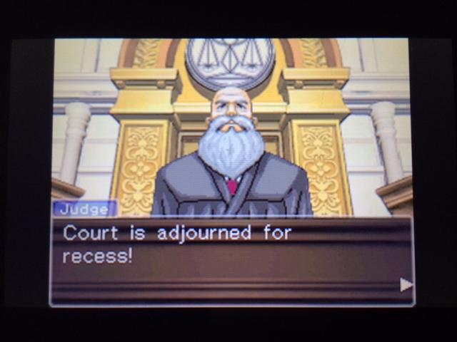 逆転裁判 北米版 マネラ証言後13