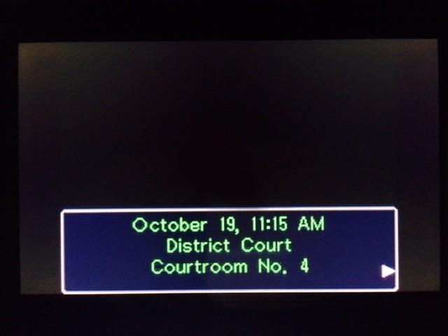 逆転裁判 北米版 コーディー入廷1