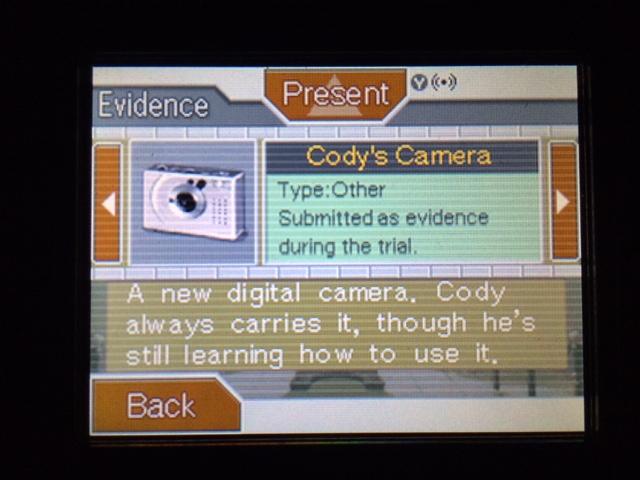 逆転裁判 北米版 コーディーが見ていなかった理由8