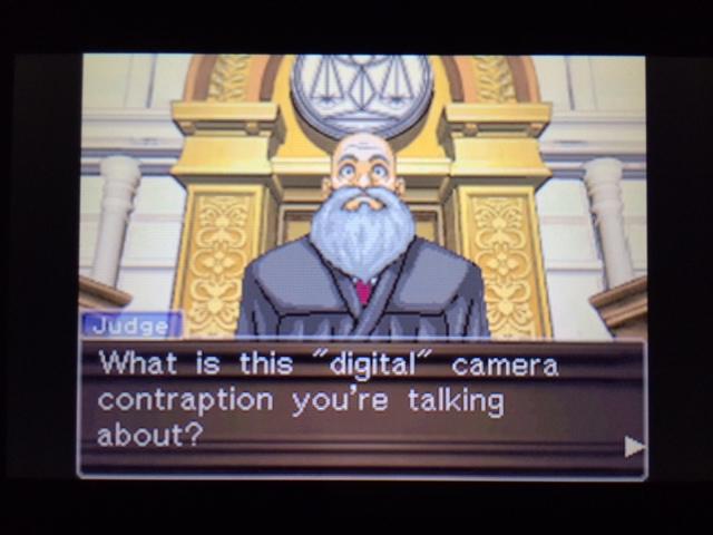 逆転裁判 北米版 コーディーの証言22