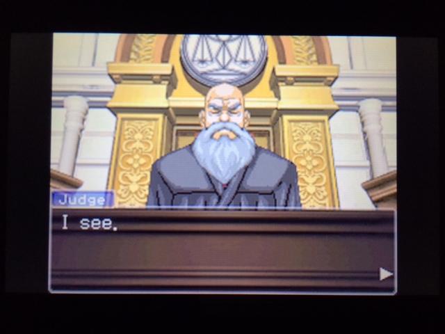 逆転裁判 北米版 コーディーの証言25