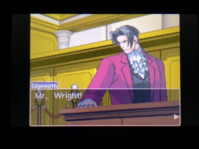 逆転裁判 北米版 コーディーの証言30