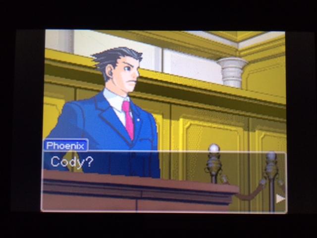 逆転裁判 北米版 コーディーが見ていなかった理由25