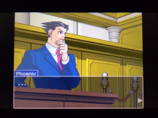 逆転裁判 北米版 写真を撮らなかった理由11