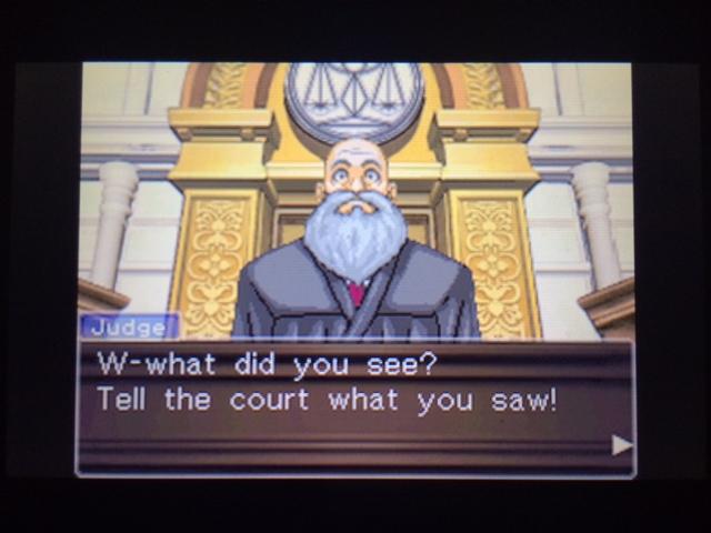 逆転裁判 北米版 スティール・サムライの真実2