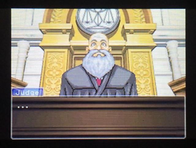 逆転裁判 北米版 もう一つの写真1
