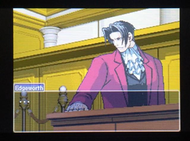 逆転裁判 北米版 もう一つの写真2
