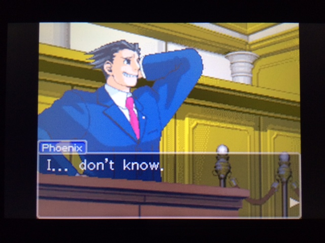 逆転裁判 北米版 もう一つの写真4