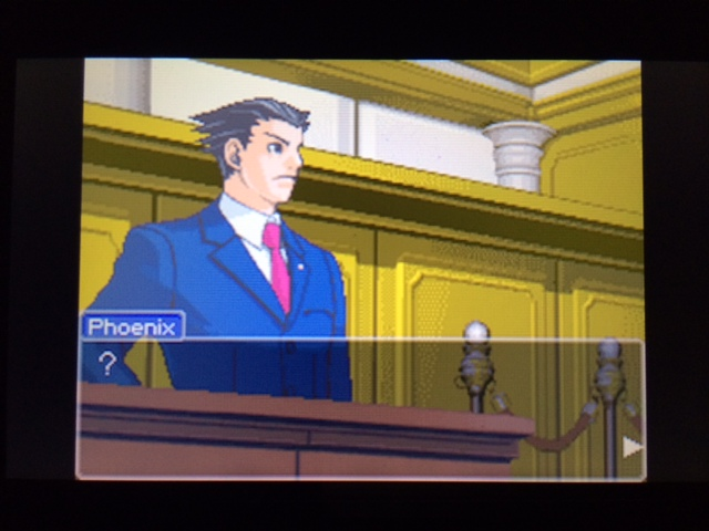 逆転裁判 北米版 もう一つの写真7
