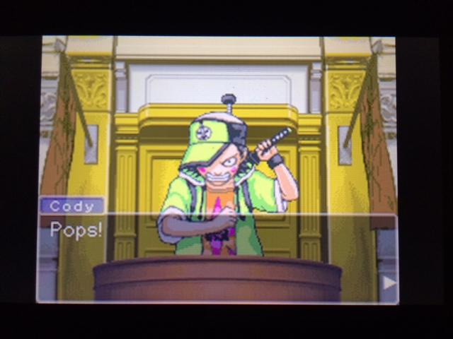 逆転裁判 北米版 もう一つの写真10
