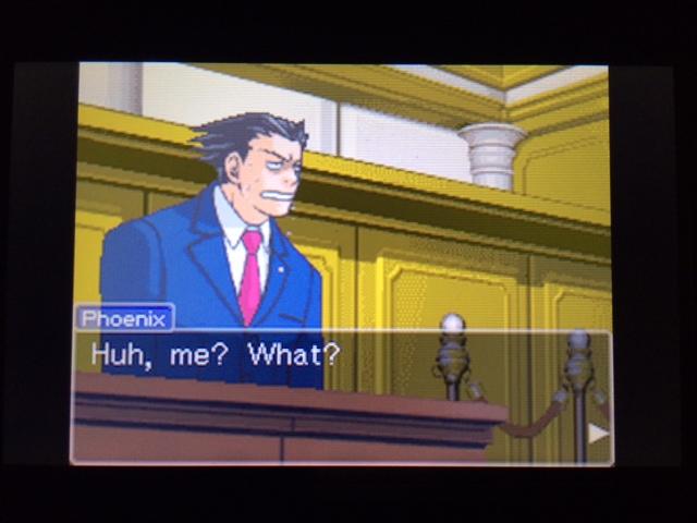 逆転裁判 北米版 もう一つの写真11