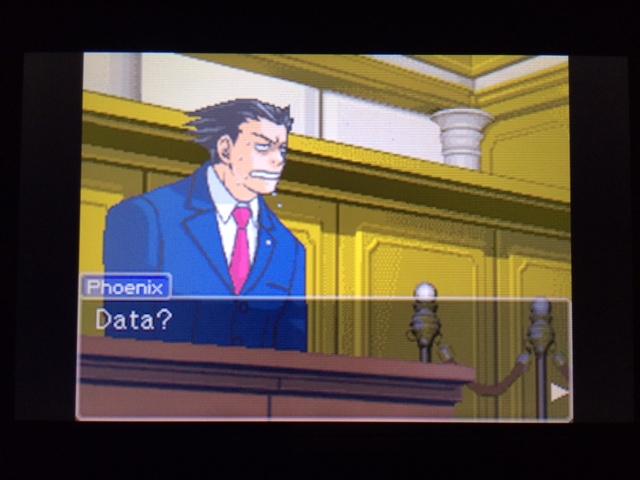 逆転裁判 北米版 もう一つの写真13