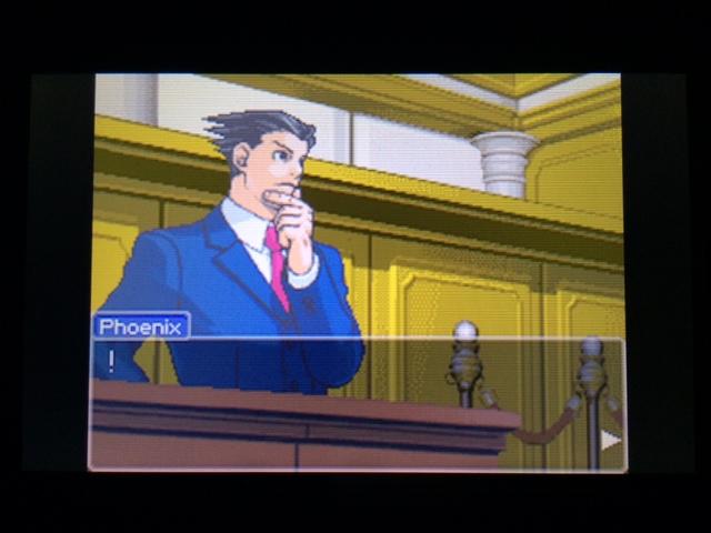 逆転裁判 北米版 もう一つの写真15