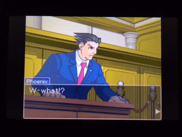 逆転裁判 北米版 もう一つの写真16