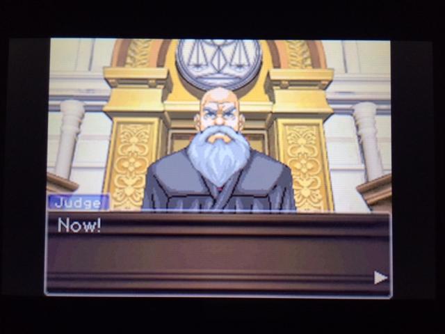 逆転裁判 北米版 もう一つの写真19