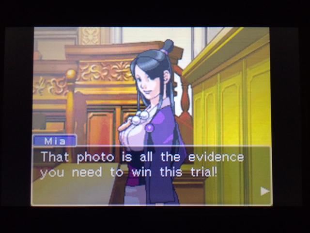 逆転裁判 北米版 もう一つの写真32