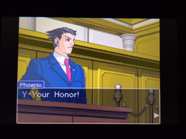 逆転裁判 北米版 もう一つの写真33