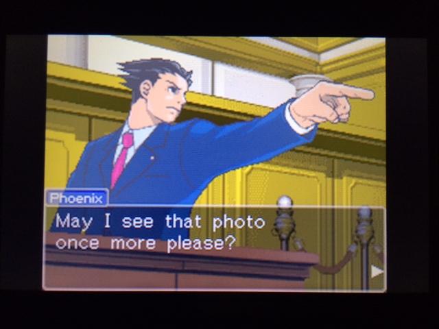 逆転裁判 北米版 もう一つの写真34
