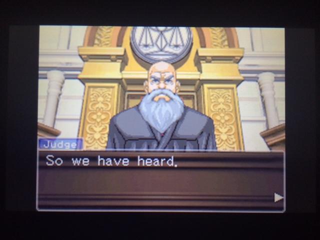 逆転裁判 北米版 本当の事件現場22