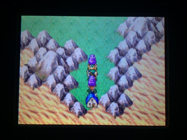 ドラクエ4 北米版 信頼の洞窟1