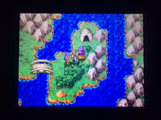 ドラクエ4 北米版 信頼の洞窟2