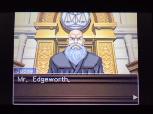 逆転裁判 北米版 ウィル審理二日目終了13