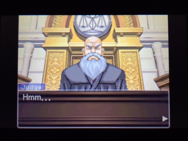 逆転裁判 北米版 ヴァスケズ最初の証言10
