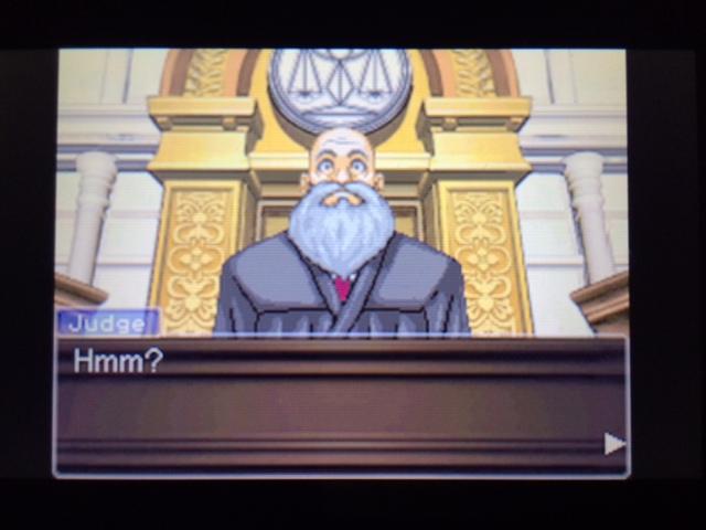 逆転裁判 北米版 ヴァスケズ最初の証言14