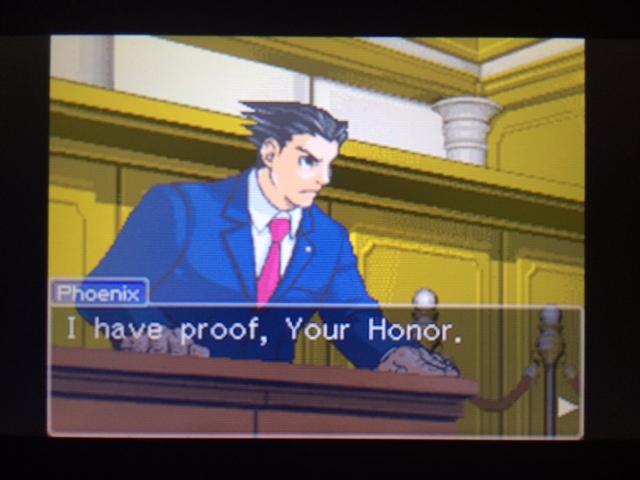 逆転裁判 北米版 本当の凶器2