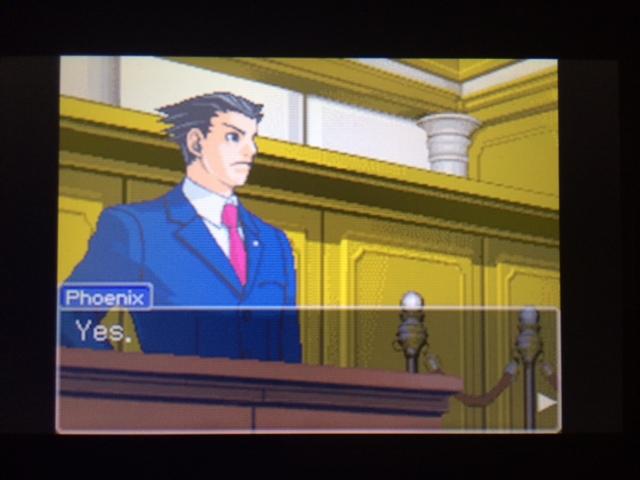 逆転裁判 北米版 本当の凶器40