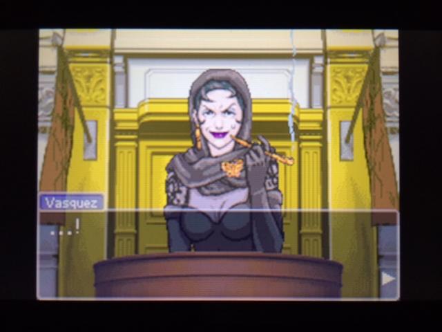 逆転裁判 北米版 休憩の真実8