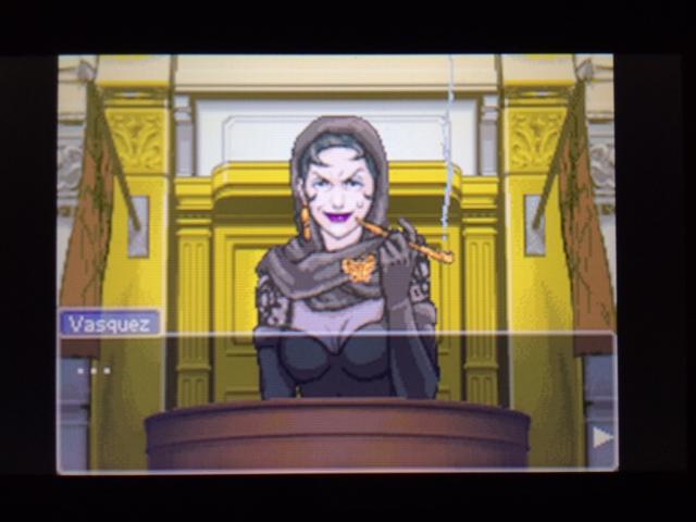 逆転裁判 北米版 休憩の真実12