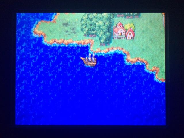 ドラクエ4 北米版 水の都キャナロット1