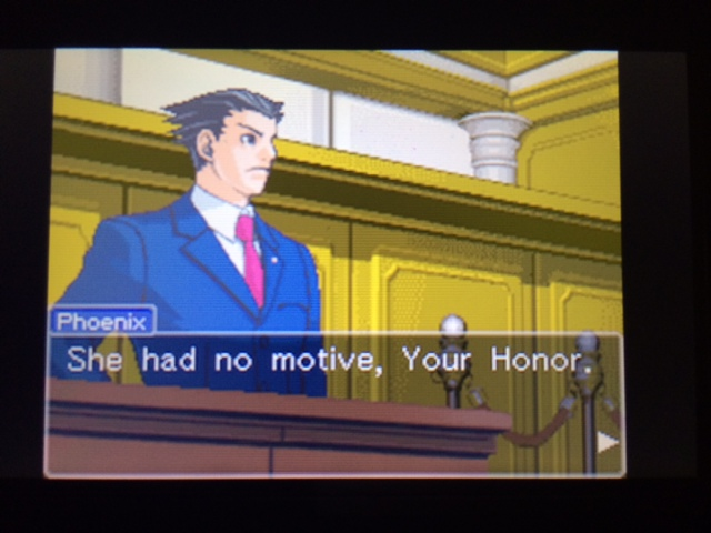 逆転裁判 北米版 そして、解明へ13