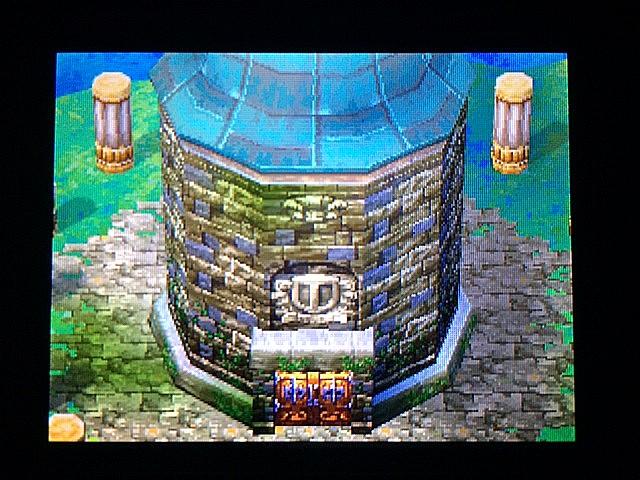 ドラクエ4 北米版 モッド・ロッドと世界の宝3
