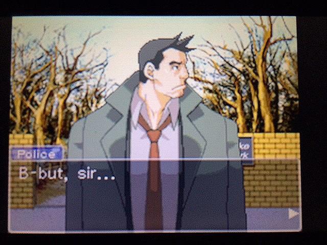 逆転裁判 北米版 ゴード・レイクと怒りのガムシュー11