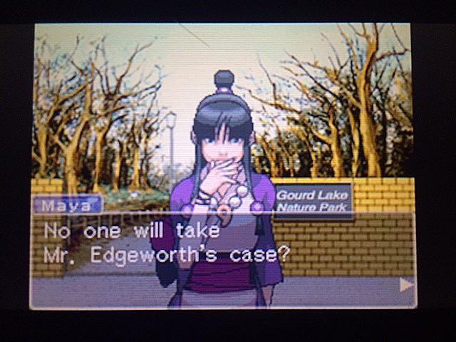 逆転裁判 北米版 エッジワースの弁護士問題11